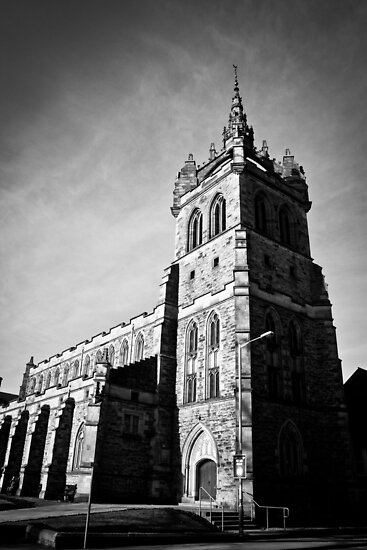 Perth Church by alwatkins1