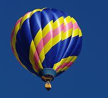 Floating Balloon by Jodie Kelley