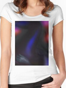 Two R Blue Women's Fitted Scoop T-Shirt