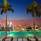 Marina Bay Sands Infinity Pool by Kirk  Hille