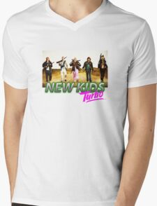 New kids Mens V-Neck T-Shirt