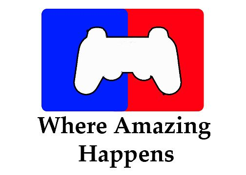 Gaming: Where Amazing Happens by MisterAmazing