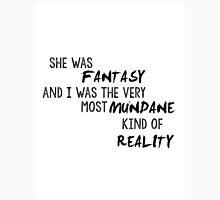 She Was Fantasy Unisex T-Shirt