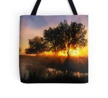 Buttercup Sunrise Tote Bag