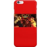 street fighter 5 ryu iPhone Case/Skin