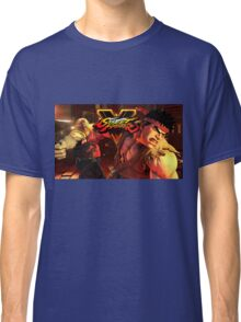 street fighter 5 ryu Classic T-Shirt