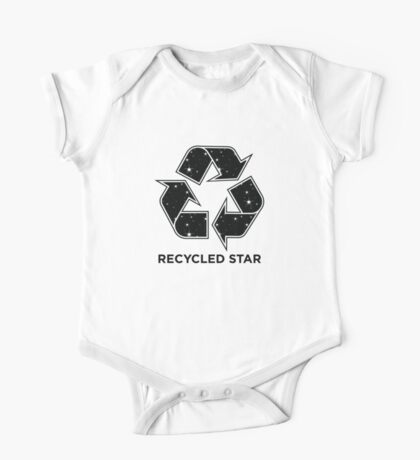 Recycled Star - Inverted One Piece - Short Sleeve
