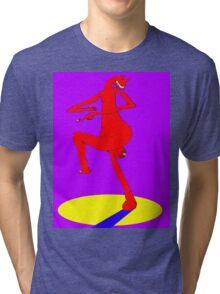Spare Leg Tri-blend T-Shirt