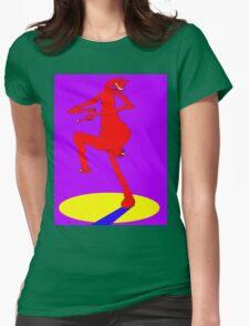 Spare Leg Womens T-Shirt