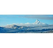 Mt. Washington Panoramic Photographic Print