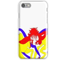 Red Heads Rutting iPhone Case/Skin