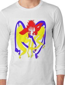 Red Heads Rutting Long Sleeve T-Shirt