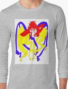 Red Heads Rutting Long Sleeve T-Shirt