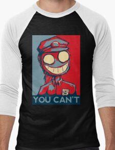 You Can't Men's Baseball ¾ T-Shirt
