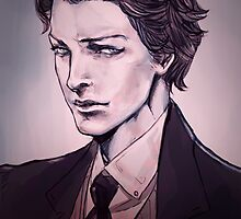 James McAvoy by hoshino