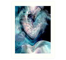 Heaven's Love Art Print