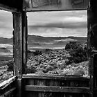 Through the Window by Kurt Golgart