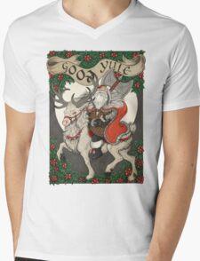 Nordic Santa - Red T-Shirt