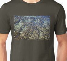 Whimsical Water Works - Crystal Clear Earthtones - Take Two Unisex T-Shirt
