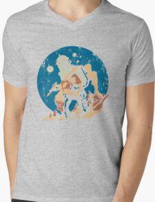 Damsel in Distress Mens V-Neck T-Shirt