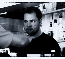 The Bartender by Andrew Kalpage