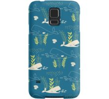 Very Hungry Whale Samsung Galaxy Case/Skin