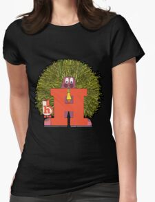 Mister H Womens Fitted T-Shirt