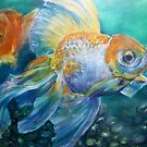 Something fishy by christine purtle