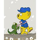 Ferald and The Baby Lizard by Keith Williams