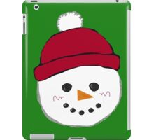 Stay Frosty iPad Case/Skin