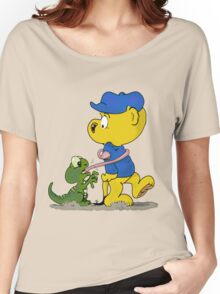 Ferald and The Baby Lizard Women's Relaxed Fit T-Shirt