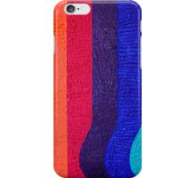 Taking a line for a walk redux iphone cover iPhone Case/Skin