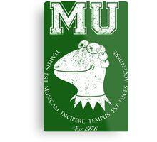 Muppet University Metal Print