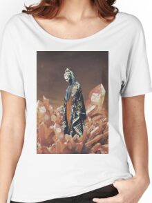 Crystallized Women's Relaxed Fit T-Shirt