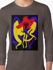Red Heads Rutting 8 Long Sleeve T-Shirt