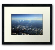 Dolomite Delight Framed Print