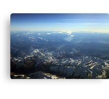 Dolomite Delight Canvas Print
