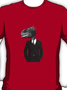 The Saurus Society - No Extinction Theory T-Shirt