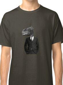The Saurus Society - No Extinction Theory Classic T-Shirt