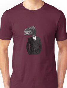 The Saurus Society - No Extinction Theory Unisex T-Shirt