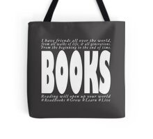 PRO READING message Tote Bag