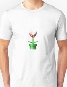 Super Mario Piranha Plant Unisex T-Shirt