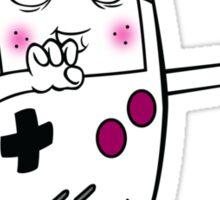 Drunken Gameboy Sticker