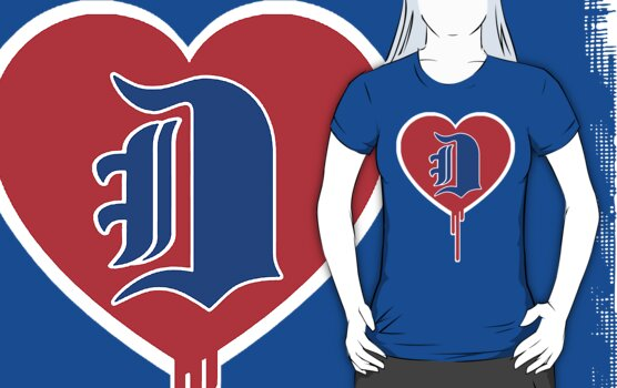 DETROIT LOVE by SOL  SKETCHES™