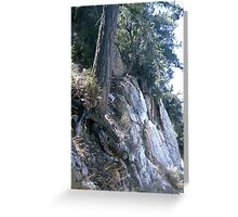 Rock Solid Greeting Card