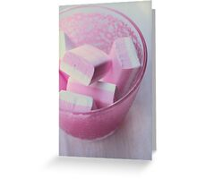 Sweets Greeting Card