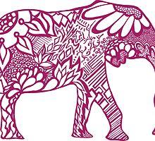 Elephant_aroon by kk3lsyy