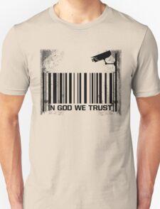 In God we trust Unisex T-Shirt
