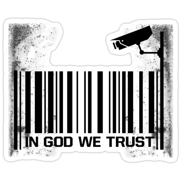 In God we trust by lab80