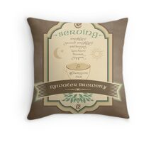 Bywater Brewery Throw Pillow